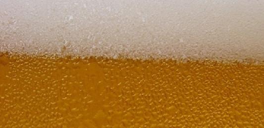 pivo pěna
