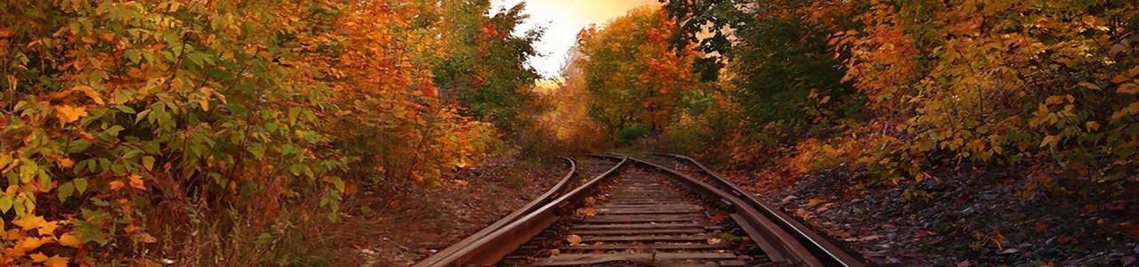 Koleje podzim