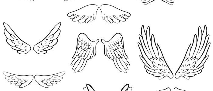 free-angel-wings-vectors
